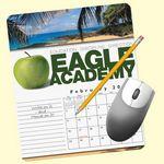 MousePaper® Calendar 24 Month 7.25