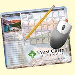MousePaper® Calendar 18 Month 7.25