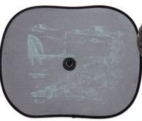 Mini Spring Loop Windshield Sunshade