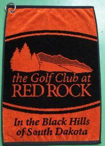 Custom Printed Jacquard Woven Full Golf Towels