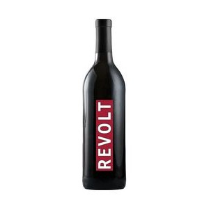 750Ml Standard Cabernet Sauvignon Red Wine Etched w/ 2 Color Fill