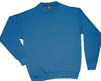 USA Made 9 Oz. Set-In Sleeve Sweatshirt (Neutral Colors/Medium-X-Large)
