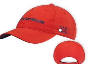TaylorMade® Performance Lite Cap (Red) - B1592601 - IdeaStage Promotional  Products 1e0b713e2f51