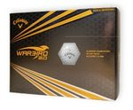Custom 2.0 Oz. White Callaway Warbird Golf Balls