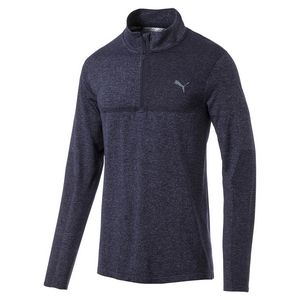 de1a60b81ba Puma Evoknit Seamless ¼ Zip Long Sleeve Shirt (Peacoat) - 574545-04 - IdeaStage  Promotional Products