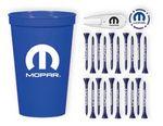 Custom Stadium Tee Cup Pack