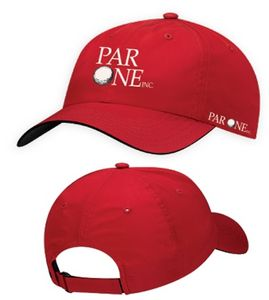 adidas® Performance 6 Panel Poly Cap (Power Red) - BC4363 - IdeaStage  Promotional Products 664dcf229b93