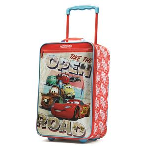 American Tourister 18 Softside Upright Disney Cars