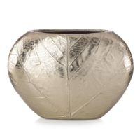 "Lenox® Merona Metal Vase (10"")"