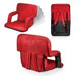 Custom Ventura Adjustable Reclining Seat w/Armrests