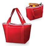 Custom Topanga Insulated Cooler Tote w/Zipper Pocket