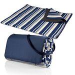 Custom Blanket Tote XL Ex Large Picnic Blanket w/Shoulder Strap and Zipper Pocket