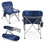 Custom PT-XL Camp Chair, Extra-Wide, Extra-Comfort Portable Lounge Chair