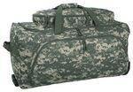 Custom Mercury Tactical Gear Wheeled Duffle Bag