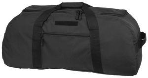 Custom Mercury Tactical Gear Giant Duffel Backpack, Black