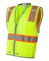 ML Kishigo® Brilliant Series Heavy Duty Class 2 Vest
