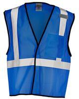 ML Kishigo® Enhanced Visibility Non Ansi Vest (Royal Blue)