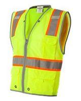 ML Kishigo® Brilliant Series® Heavy Duty Class 2 Vest