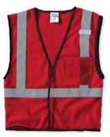 ML Kishigo® Enhanced Visibility Non Ansi Vest (Red)