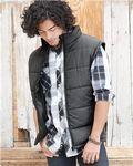 Custom Burnside Puffer Vest