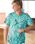 Custom Dyenomite Apparel Tie Dyed Cyclone T-Shirt