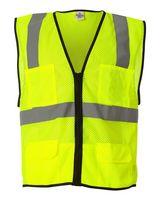 ML Kishigo® Economy Six Pocket Mesh Vest