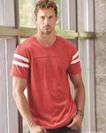 Custom Alternative Eco-Jersey Short Sleeve Football T-Shirt