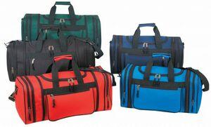 Promotional Product Expandable Duffel Bag 22 X10 X9