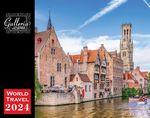 Custom Galleria Wall Calendar 2019 World Travel (Low Price )