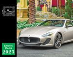 Custom Galleria Wall Calendar 2019 Exotic Cars (English) (Low Price )