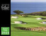 Custom Galleria Wall Calendar 2019 Golf Tips (Low Price )