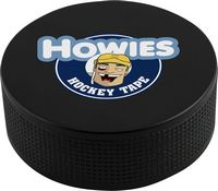 "Hockey Puck Stress Reliever (2 7/8"" Diameter)"