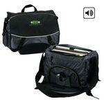 Custom G-Tech Music Messenger Bag