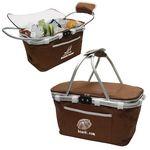 Custom Collapsible Basket Cooler
