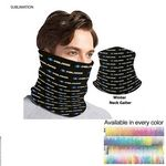 Sublimated Multifunction Tubular WINTER Neck Gaiter (Polyester Microfleece)