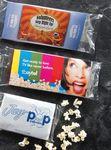 Custom Jay Pop Microwave Popcorn w/ Printed Wrap