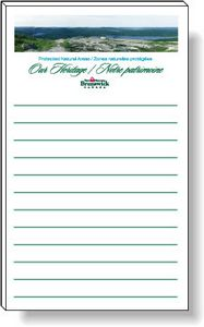 50 Page Magnetic Note-Pads with 4 Colour Process (3
