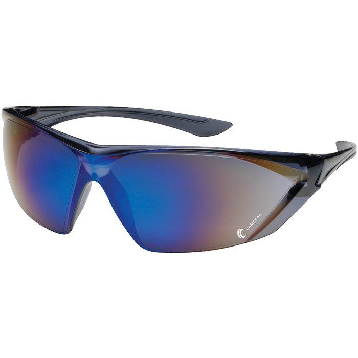 Bouton Bullseye Blue Mirror Glasses, 6