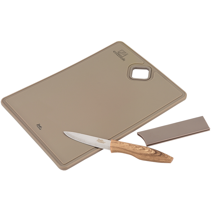 Studio Cuisine Cutting Board with Paring Knife, 1