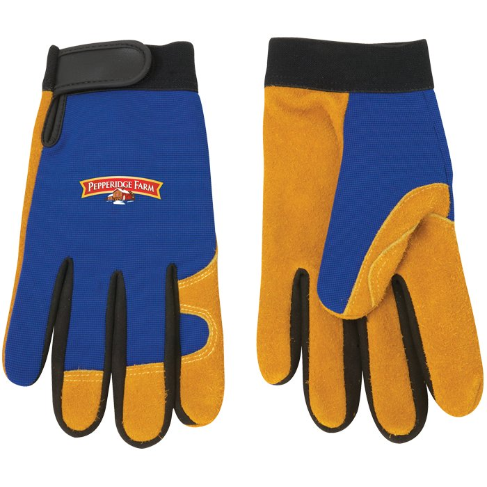 Heat Resistant Mechanic Style Glove, 9.375