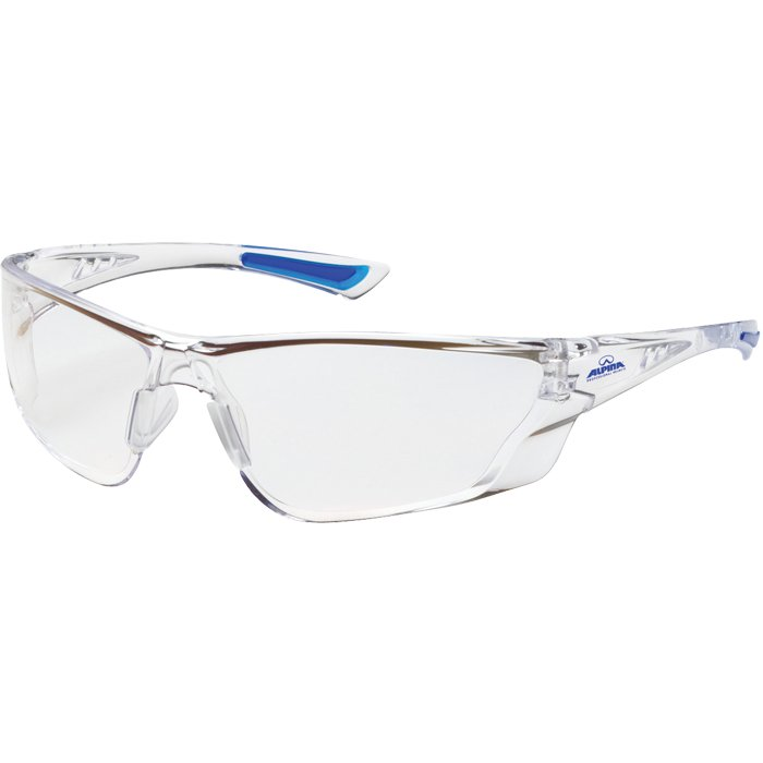 Bouton Recon Clear Glasses, 0.375