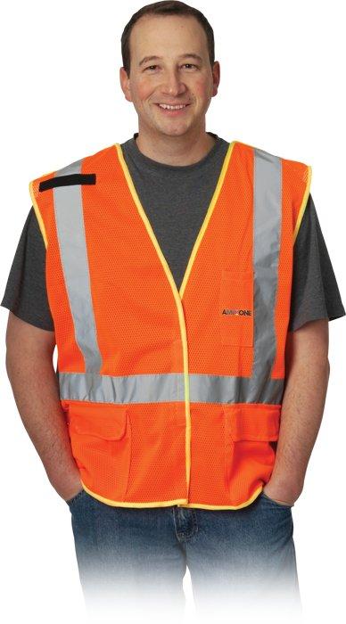 X-Back Breakaway Mesh Vest, 1
