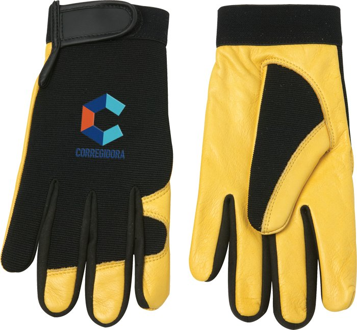 Cow Grain Mechanics Glove, 4.375