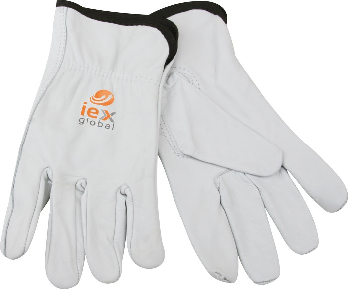 Cow Grain Driver's Glove, 1