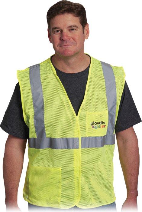 2 Pocket Value Mesh Vest, 1