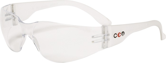 Monteray Clear Glasses, 2.75