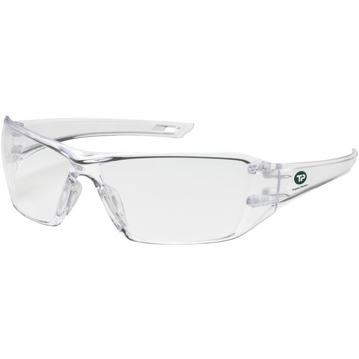 Bouton Captain Clear Glasses, 6.375