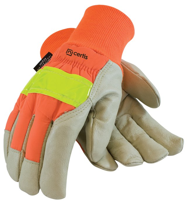 Insulated Pigskin Glove, 1