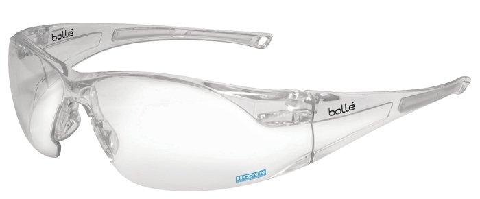 Boll Rush HD Clear Glasses, 6.625