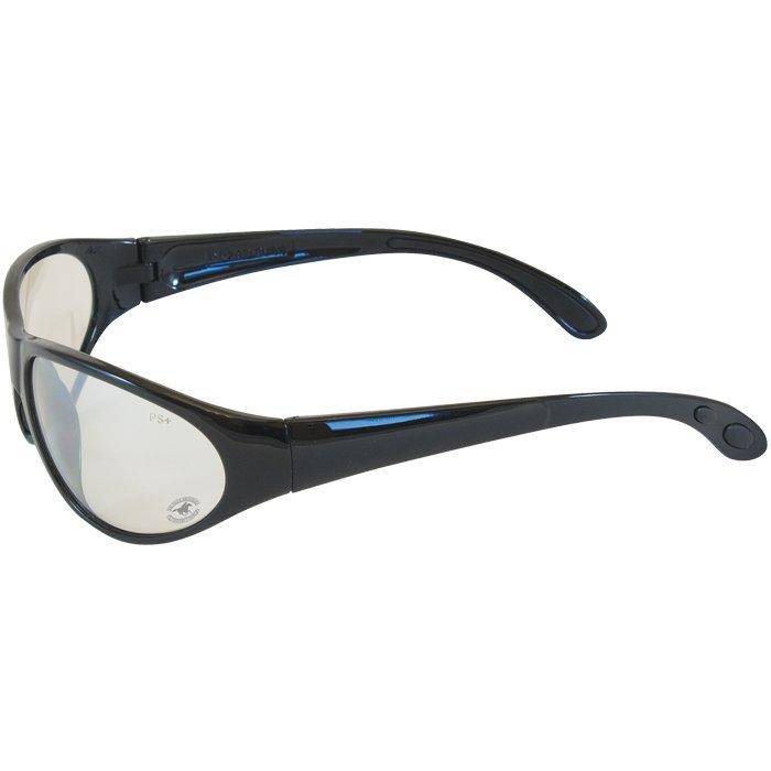 Bouton Pirana I/O Mirror Glasses, 6.5